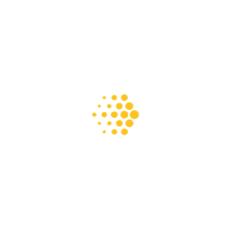 CMC logo tellow dots - white padding