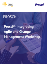 Integrating Agile and Change Management Workshop Brochure