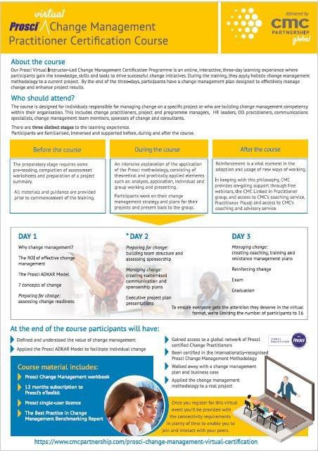 Virtual-Instructor-Led-Change-Management-Certification-Program-Brochure