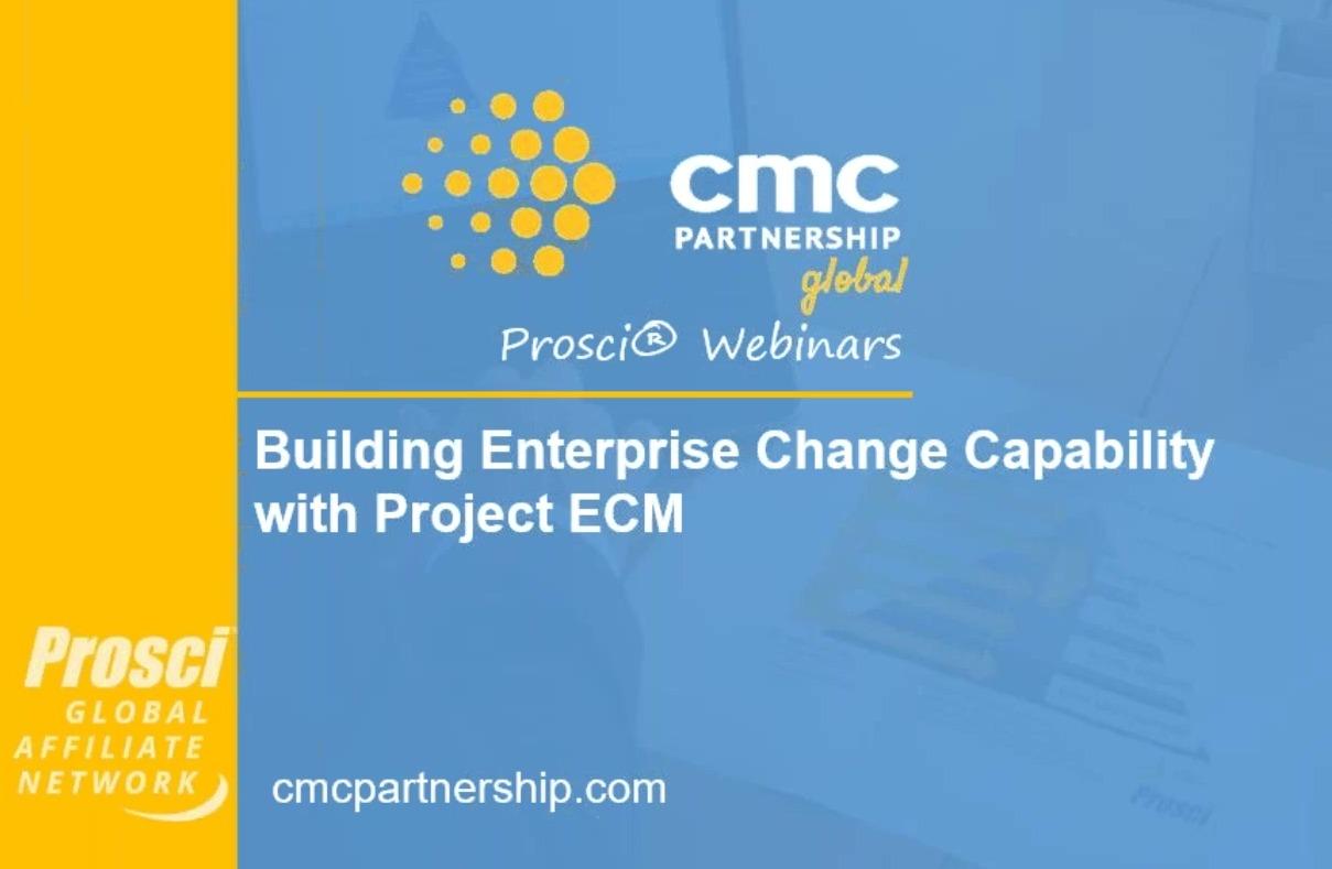 06-06-20 Building Enterprise Change Capability with Project ECM-thumb