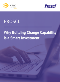 Why Building Change Capability is a Smart Investment