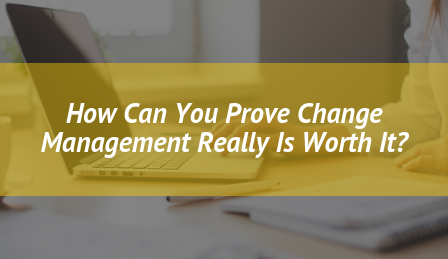 CMC's Change Management Guide: How to prepare for Prosci