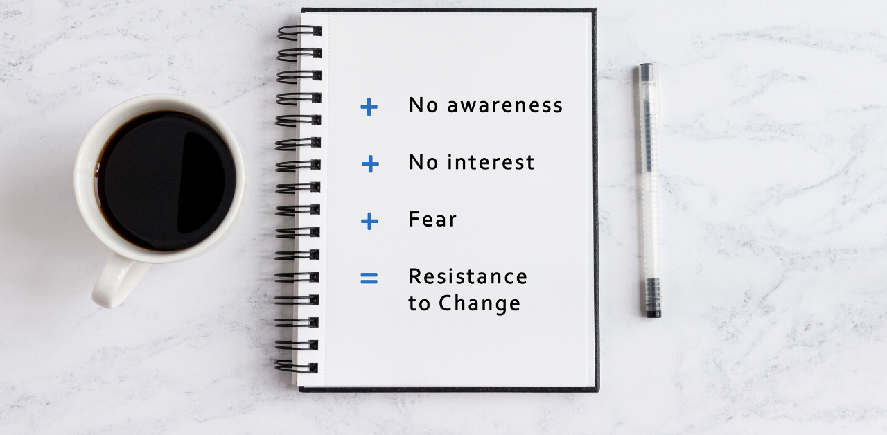 Two Approaches to Managing Resistance to Change