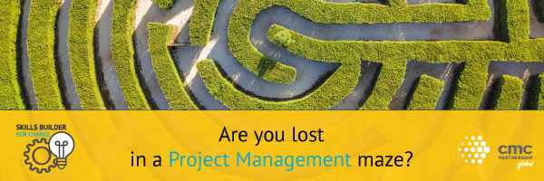 Are you lost in a Project Management maze?